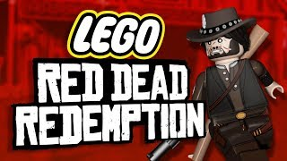 LEGO Red Dead Redemption