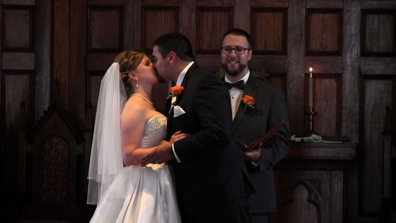 Chip and alex wedding