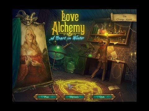 Love Alchemy: A Heart In Winter Gameplay