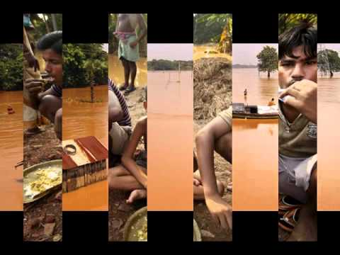 2 Million in India Displaced - Flooding