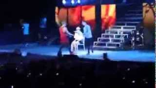 Justin Bieber One Less Lonely Girl in Auckland