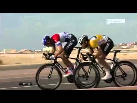 mark cavendish-tour of qatar 2013