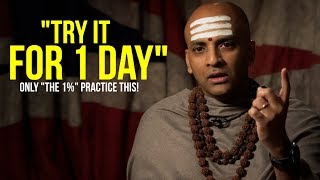 TRY IT FOR 1 DAY! The Billionaires Do This Everyday! | Dandapani