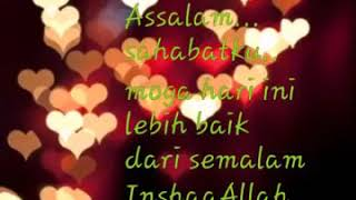 Lagu (Best friend forever)