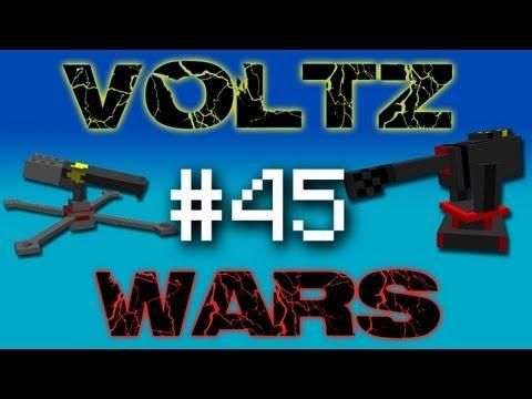 Minecraft Voltz Wars - Awesome New Base! #45