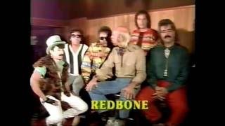 "Redbone - ""Custer Had It Coming"" & Interview -1989"