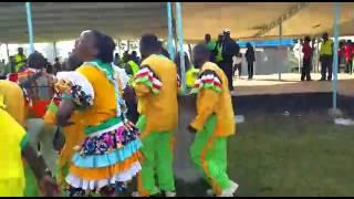Matende isukuti Dance Troupe from Kakamega -Kenya