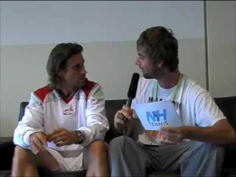 10 questions for David Ferrer Video