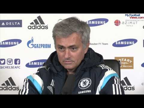 Jose Mourinho laughs at Mickey Mouse Websites and Blogs