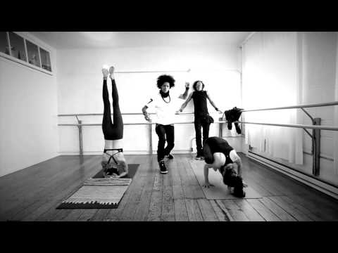 D O U B L E   B O O K I N G  With Les Twins, Featuring Magnolia Zuniga And Jessica Walden video