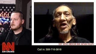 Nathan Phillips Calls in to AntiNews to Apologize