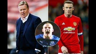 Chuyển nhượng MU 2017: Rooney nhận 250.000 bảng/tuần ở Everton | Thể Thao 24h