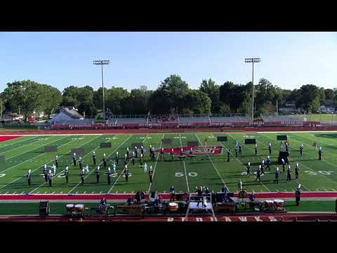 Fairfield Marching Pride - 9/9/2017 - Goshen Invitational