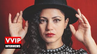 ‪Emel Mathlouthi Talks New Album 2017 l VVIP‬