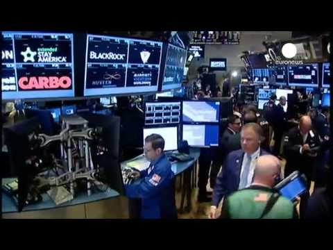 """Le """"non"""" grec fait aussi trembler Wall Street"""
