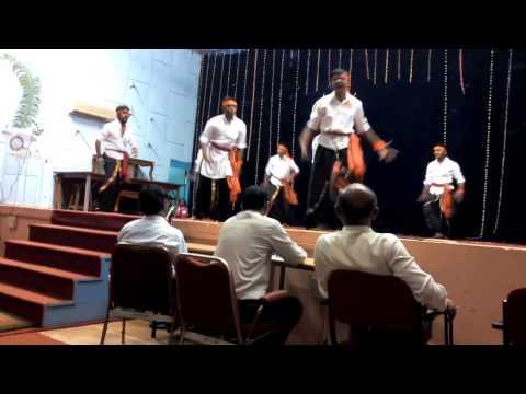 DENNANA DENNANA TULU FOLK DANCE ,UAS DHARWAD