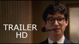 A Futile and Stupid Gesture Official Trailer #1 2018 Domhnall Gleeson Biography Movie HD