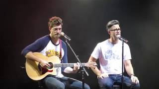 Rhett & Link - Friend finale NC State Fairgrounds