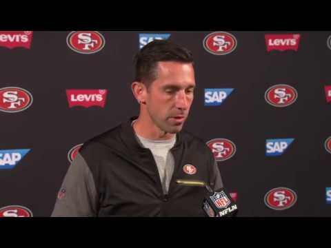 49ers vs texans | postgame press conference | kyle