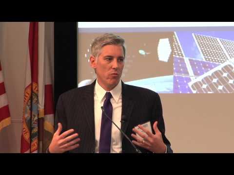 Keynote Speaker 2013 Energy Symposium Patrick Sheehan FL Office of Energy