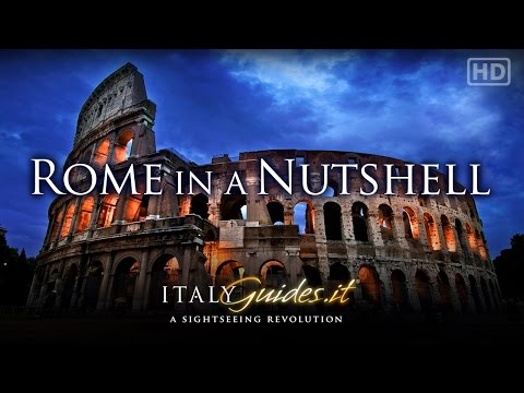 Rome in a nutshell - HD - travel guide of italy