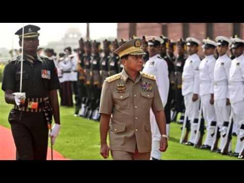 VOA Burmese Radio News on 24 July 2015,သမၼတ အေရြးခံခ်င္တဲ့ Burma's Strongman   ဗီြအိုေအသတင္းဌာန