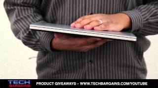 HP EliteBook Folio 9470m Ultrabook Unboxing (HD)