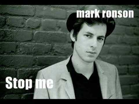 Mark Ronson - Stop me