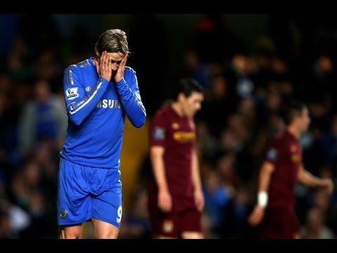 Fernando Torres Misses Open Goal. Worst Ever?