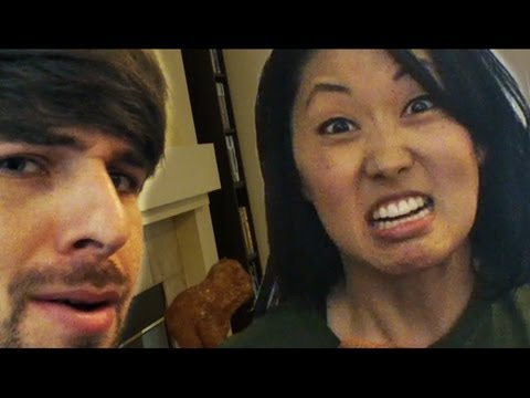 CRAZY ASIAN FOOD TEST!