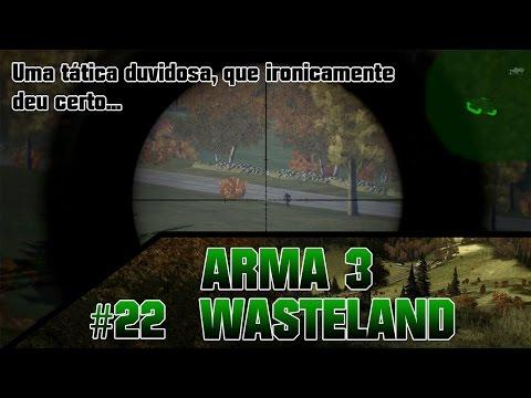 Arma 3 Wasteland #22 - Ironia Do Destino. video