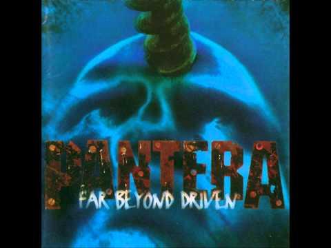 Pantera - Good Friends And A Bottle Of Pills (Lyrics in description)