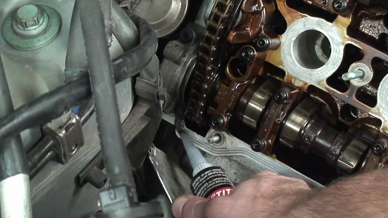 how to change valve cover gasket on audi 2003 v6