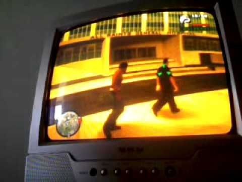 Primeiro video gta .Matando políciais