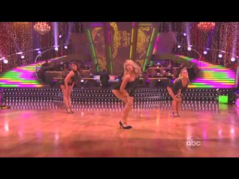 Chuck Wicks & Julianne Hough - Team Mambo