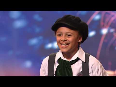 Britain's Got Talent 2009 - Callum Francis - [ Consider Yourself - Oliver Twist ]