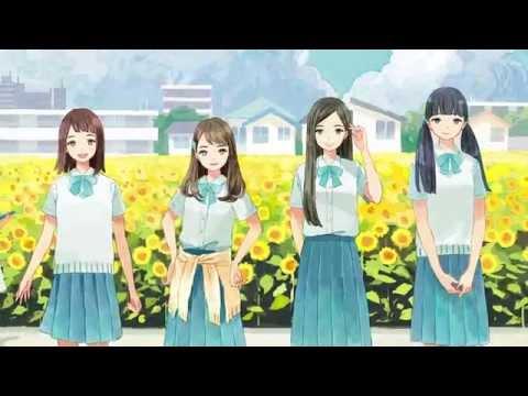 Whiteeeen「恋のテンキヨホウ」リリックビデオ