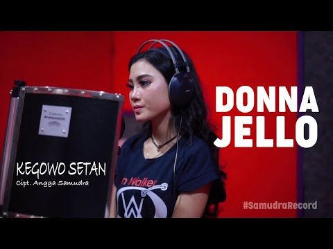 Download Donna Jello - Kegowo Setan    Mp4 baru
