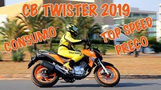 Honda CB 250F Twister 2019