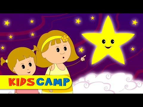 Star Light Star Bright Nursery Rhymes for Children
