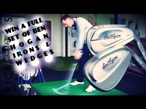 BEN HOGAN FT. WORTH 15 IRONS & TK 15 WEDGES