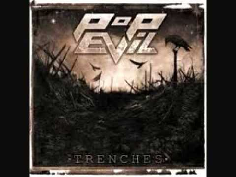 Trenches Band Lyrics Pop Evil Trenches Lyrics in