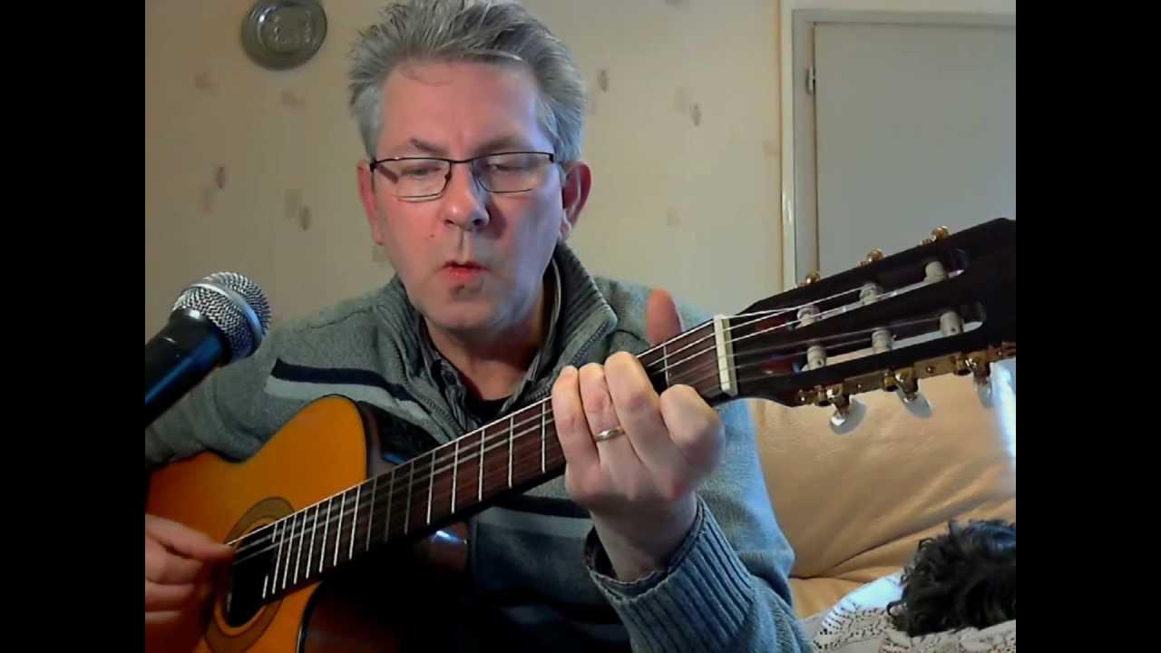 Apprendre La Guitare L 39 Orage Georges Brassens Youtube