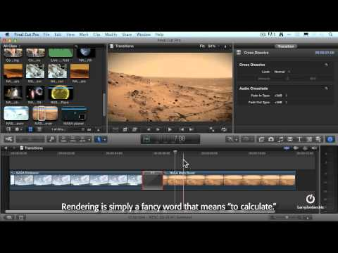 (Revised) Add. Modify. and Delete Video Transitions in Final Cut Pro X