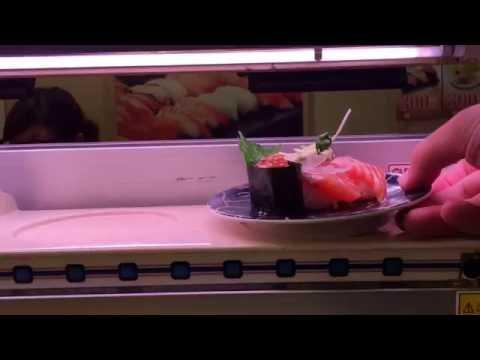kaiten sushi shinkansen