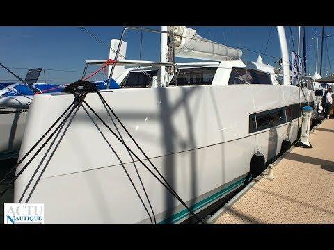 Première présentation du nouveau catamaran CATANA 53
