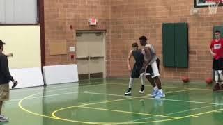 Cass workout - basketball