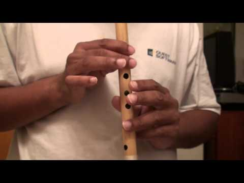 Mere Saamne Wali Khidki Mein Hindi Song On Flute - travails With My Flute video
