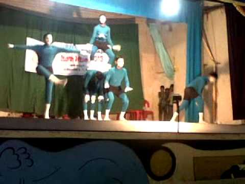 School Kalolsavam 2014  Kottayam District mime First A Grade video