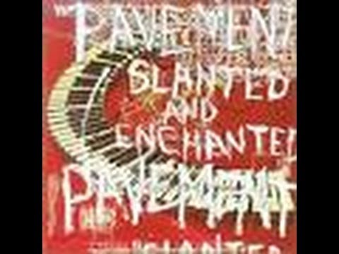 Pavement - Slanted & Enchanted Reel to Reel Tapes